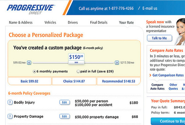 Image Gallery: 5 Steps to Customer-Friendly Online Insurance Quotes