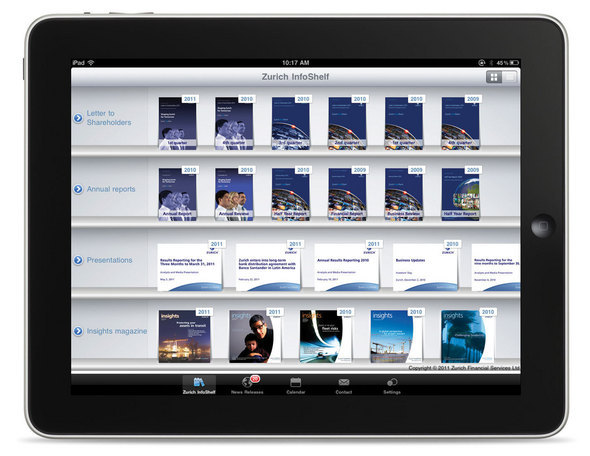 The Best Insurance iPad Apps
