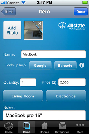 5 Mobile Insurance Apps That Help Policyholders Inventory Possessions