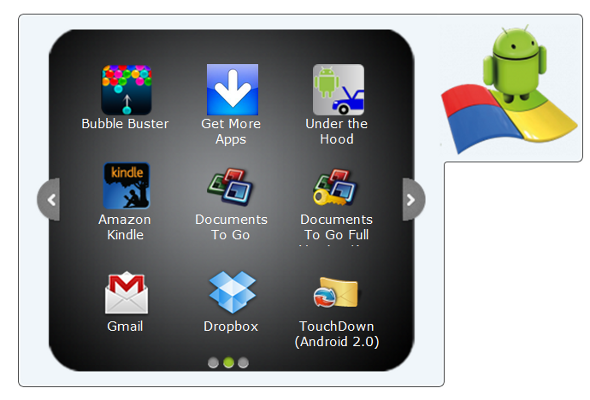 BlueStacks Brings Android Apps To Windows