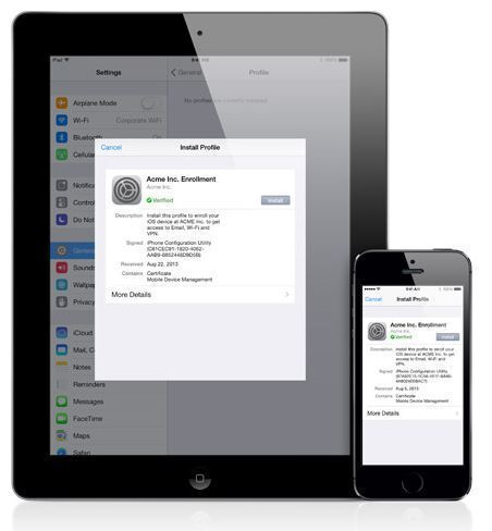 10 Ways Apple iOS 7 Targets Businesses