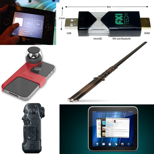 Network Computing's 2012 Geek Gift Guide