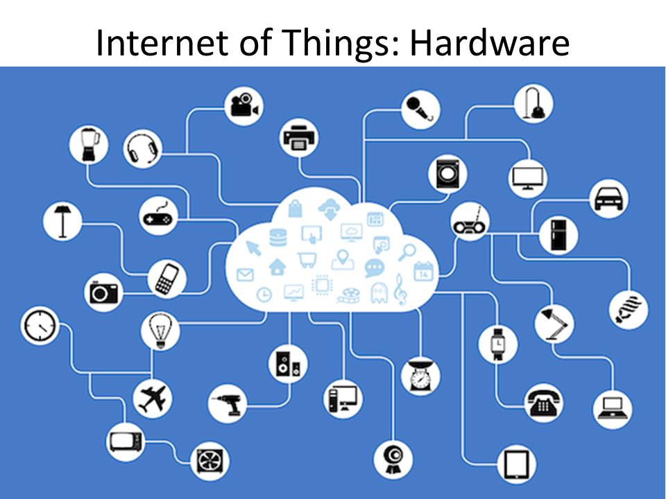 Internet of Things: Hardware