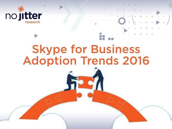 Skype for Business Adoption Trends 2016