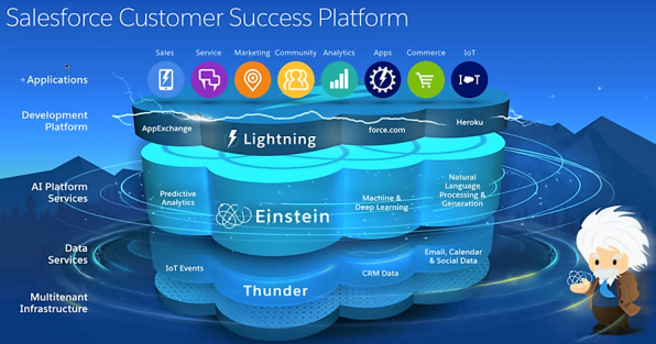 Salesforce Customer Success Platform