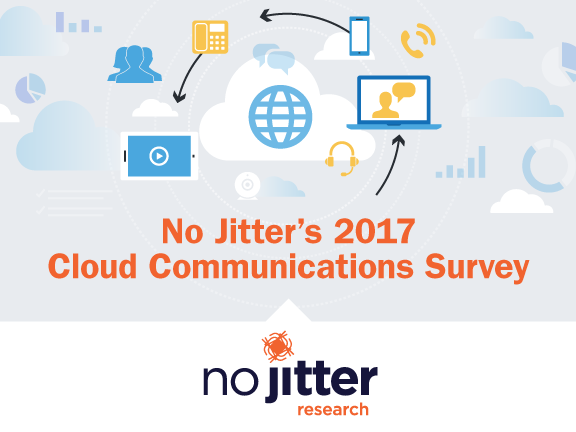 No Jitter Research: 2017 Cloud Communications Survey