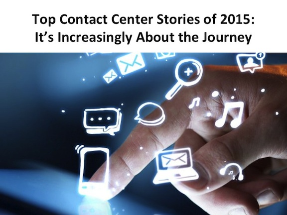 Top Contact Center Stories of 2015