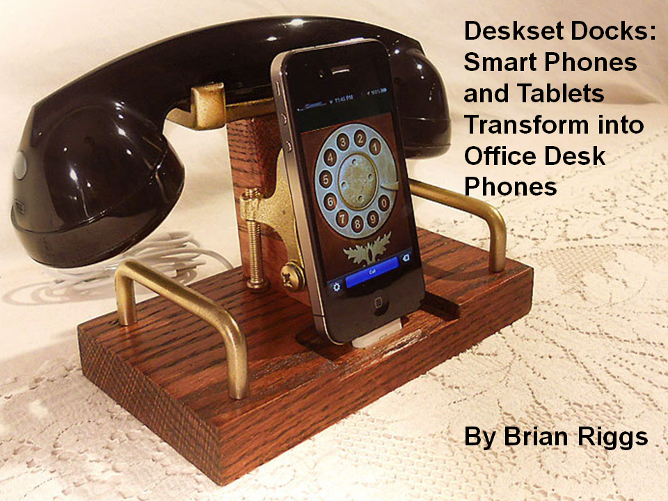 Slideshow: Deskset Docks