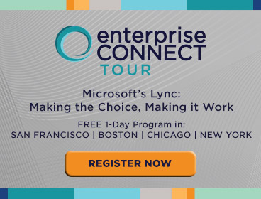 Enterprise Connect Tour - Register Now