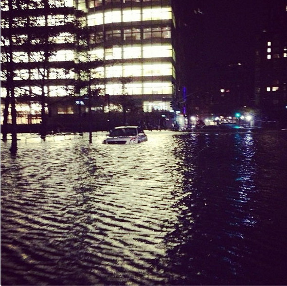 7 Wall Street Institutions Slammed By Hurricane Sandy
