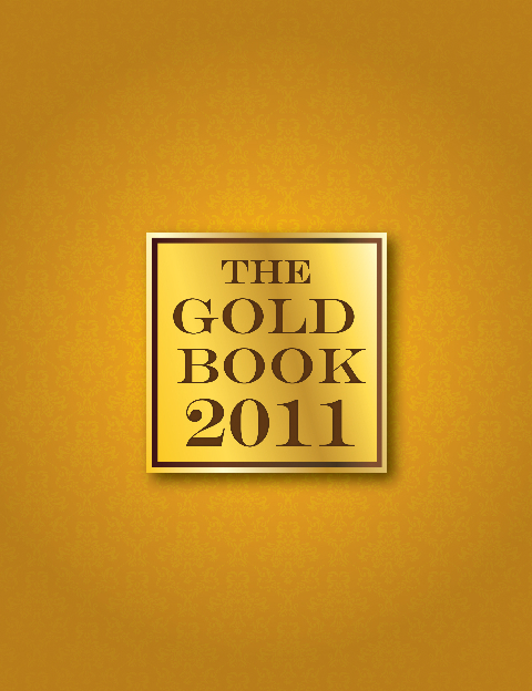 Meet Wall Street & Technology's Gold Book 2011 Honorees