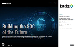Building the SOC of the Future