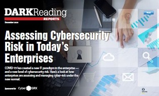 Assessing Cybersecurity Risk in Today's Enterprises