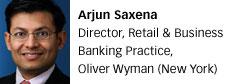 Arjun Saxena, Oliver Wyman