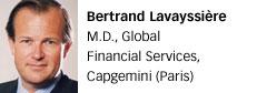 Bertrand Lavayssiere, Capgemini