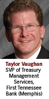 Taylor Vaughan, First Tennessee Bank