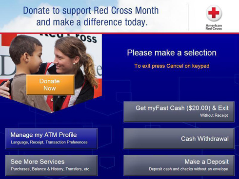 U.S. Bank Oklahoma Tornado Red Cross