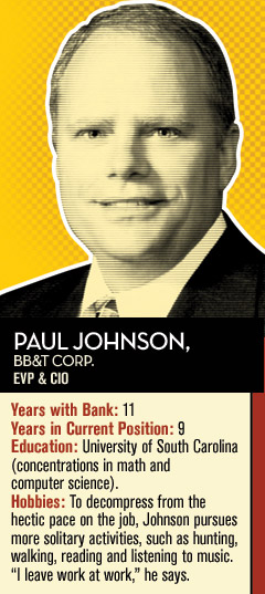 Paul Johnson bio