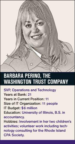Barbara Perino, The Washington Trust Company