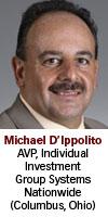 Michael Dippolito, Nationwide