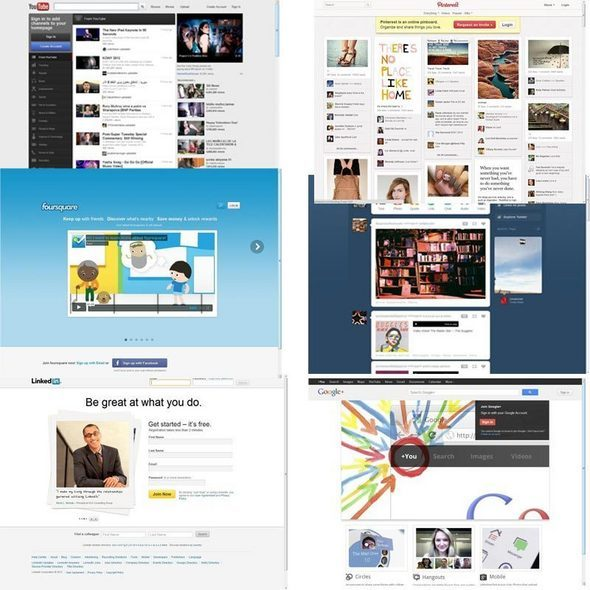 6 Social Sites Sitting On The Cutting Edge