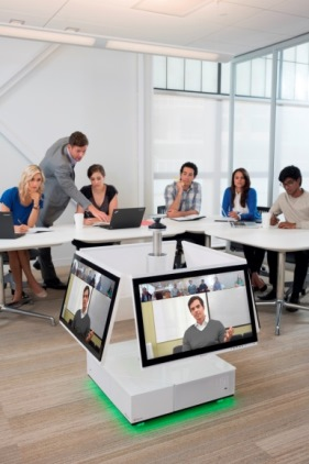Polycom Looks to Change Physical Meeting Space Dynamics - Post - No ...