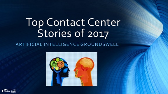 Top Contact Center Stories of 2017