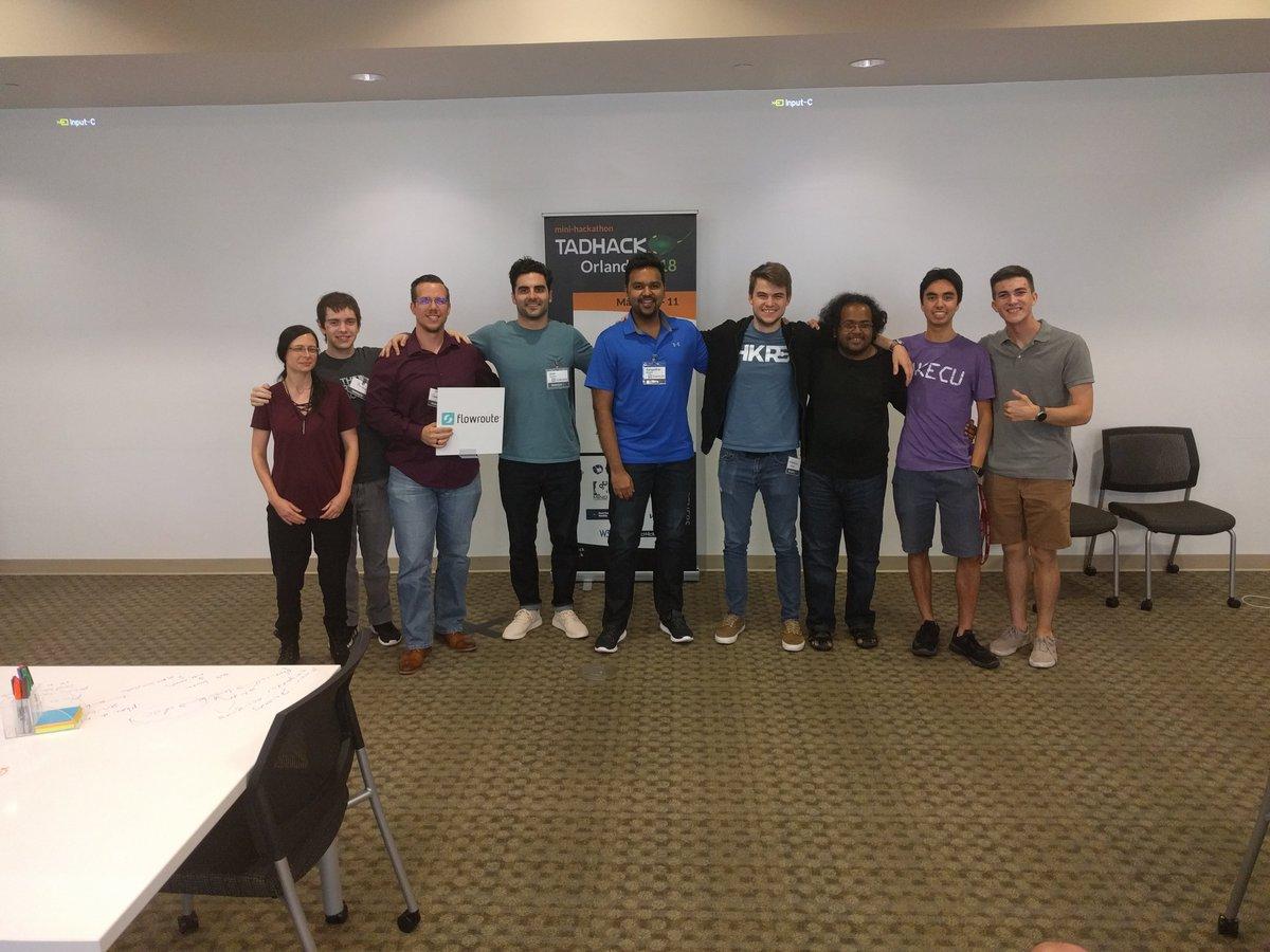 TADHack-mini Orlando: Presenting the 2018 Hacks | Insight