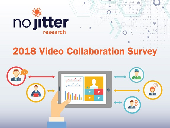 No Jitter Research: 2018 Video Collaboration Survey