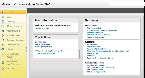 Under the Hood of Microsoft Communications Server 14