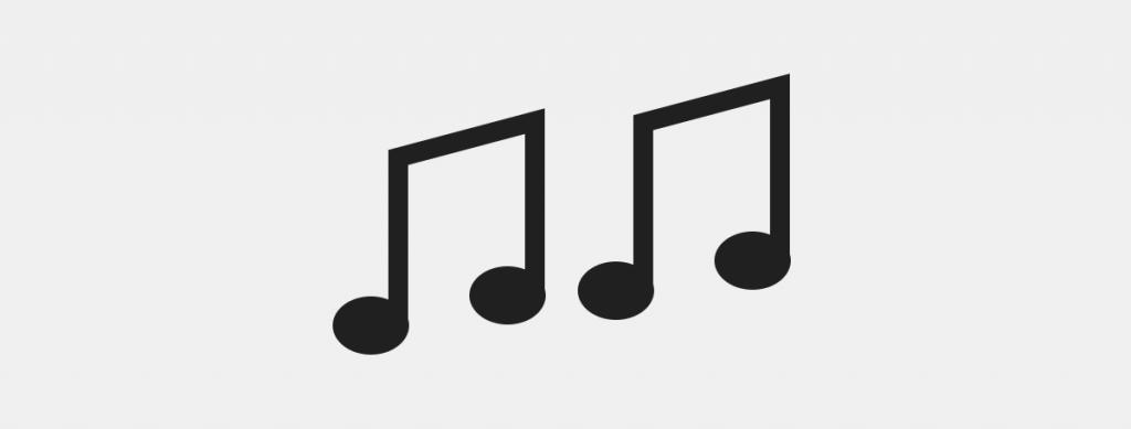 Music is key
